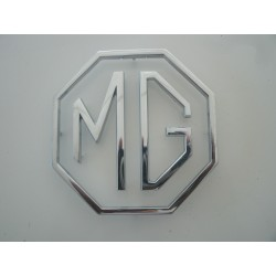 badge octogone MG