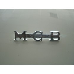 badge MGB
